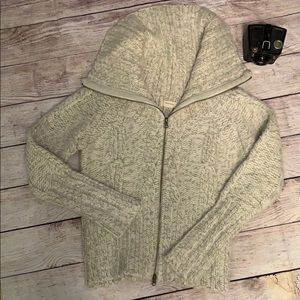 Sleeping On Snow by Anthropologie Sweater Jacket❤️